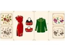 古典服装设计元素