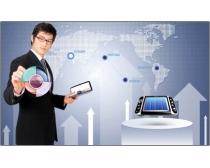 5款电子科技psd分层素材
