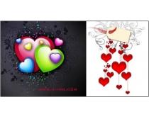 20张情人节设计图片素材