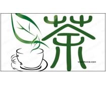 茶文化PSD素材