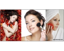 19张美容水疗化妆品图片素材