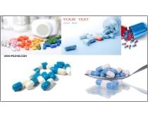 5张医学药品高清图片素材