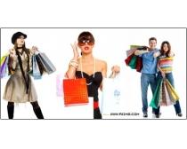 13张时尚购物高清图片素材