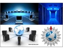 11张网络连接与应用高清图片素材