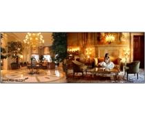 5张豪华酒店装饰图片素材