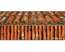 53张屋顶瓦砾特写高清图片素材