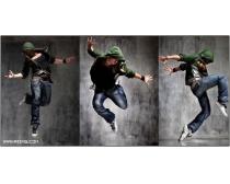 10张高清跳舞人物图片素材