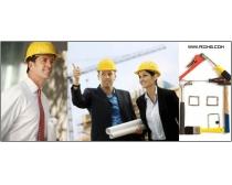 23張高清建筑施工圖片素材