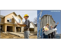 24张高清建筑施工图片素材