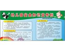 幼儿园安全知识宣传栏