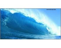 3張高清海浪圖片素材
