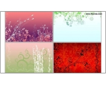 �ձ����ܱ�ˢ-Japanese Foliage  Brushes