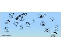 ʷŬ�ȱ�ˢ-Snoopy Brushes