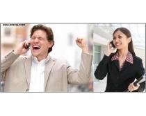 9张商务人士打电话时时彩娱乐网站素材