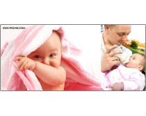 20张高清婴儿图片素材