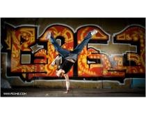11张高清街舞图片素材