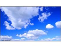 4张高清美丽的天空图片素材
