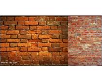 7张高清砖墙图片素材