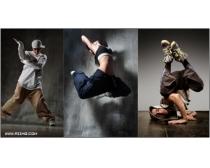 7张高清跳舞人物图片素材-DANCERS
