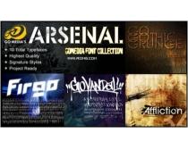 GoMedia Font Pack