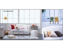 40张清新淡雅风格家居装饰图片