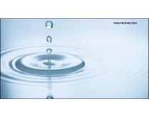 水滴波纹高清图片1