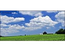 田园风光高清图片