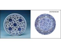 2款青花瓷器高清圖片