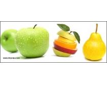 6张苹果与梨高清图片
