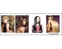 艺术发型图片