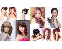 10张高清美发图片