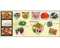 国君府菜谱模板09