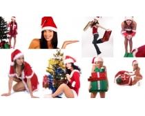 8张圣诞女郎与圣诞礼物时时彩娱乐网站