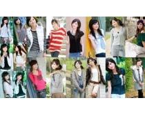 18张清纯美女图片