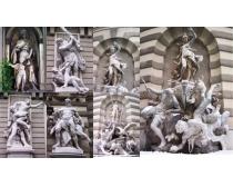 7张西方雕塑高清图片