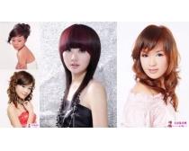 4张高清美发图片