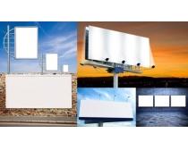 5张户外广告牌高清图片