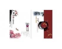 古典中国风封面素材