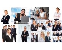 12张商务女性人物时时彩娱乐网站