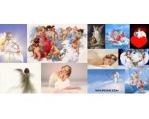 11张天使小孩人物图片