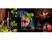 葡萄酒高清图片(5P)