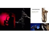 萨克斯音乐高清图片(5P)