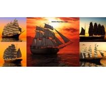 5张帆船高清图片
