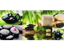 素材 设计 石头/SPA水疗石头高清图片
