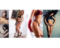 性感国外美女高清图片(5p)