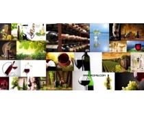 27张葡萄酒主题高清图片