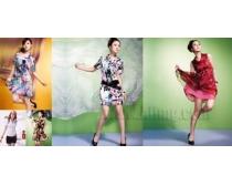 5张时尚美女模特高清图片