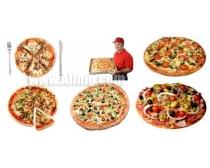 6张比萨饼高清图片