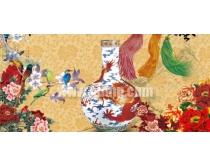 中国风古典风味图案