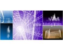 5张三维建筑效果图片